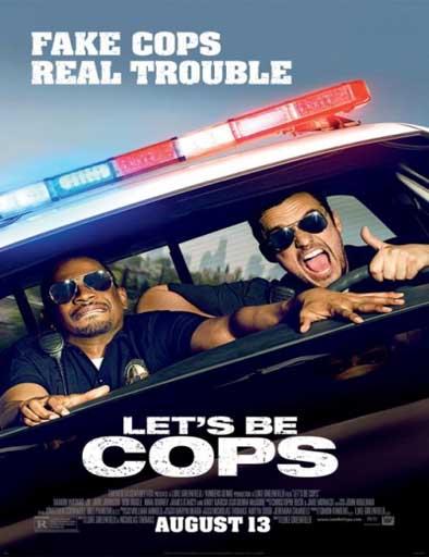 Poster de Let's Be Cops (Vamos de polis)