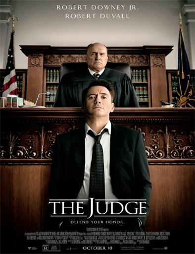 Poster de The Judge (El juez)