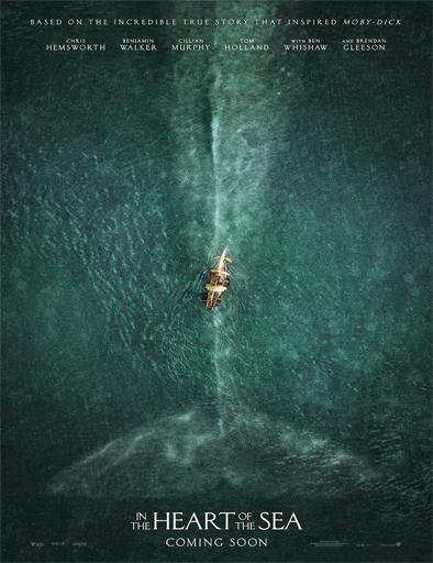 Poster de Heart of the Sea (En el corazón del mar)