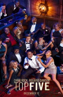 Top Five (2014) [DVD-Rip]