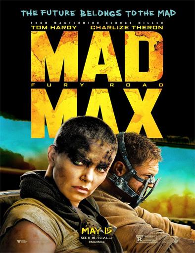 Poster de Mad Max: Furia en la carretera