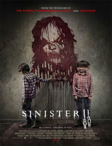 Poster de Sinister 2 (Siniestro 2)