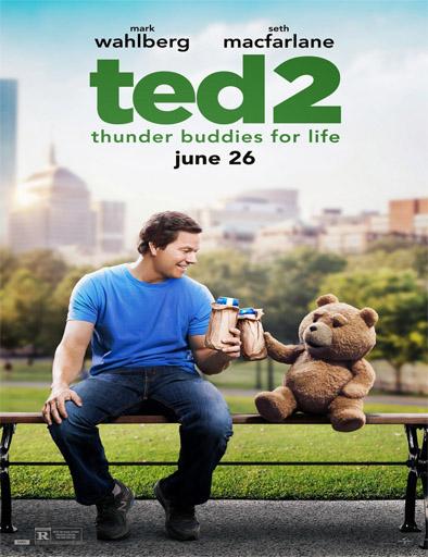 Poster de Ted 2