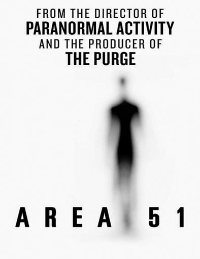 Poster de Area 51