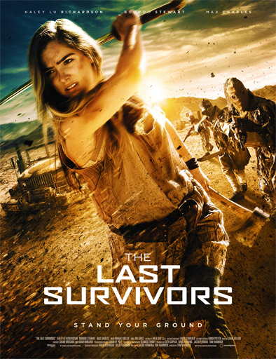 Poster de The Last Survivors (The Well)