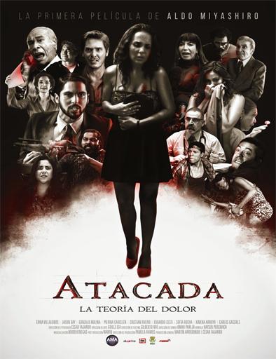 Poster de Atacada. La teoría del dolor