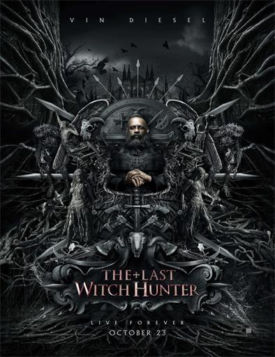 Poster de El último cazador de brujas