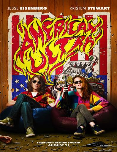 Poster de American Ultra (Operación Ultra)