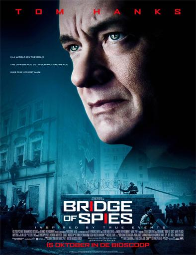 Poster de Bridge of Spies (Puente de espías)