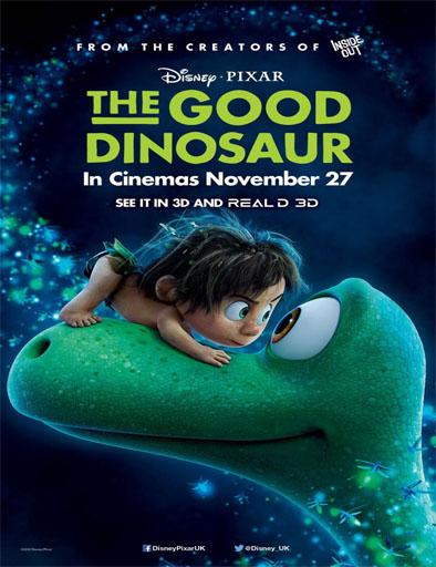 Poster de The Good Dinosaur (El viaje de Arlo)