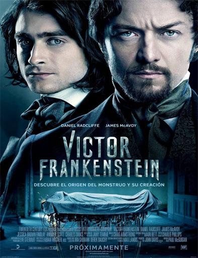 Poster de Victor Frankenstein