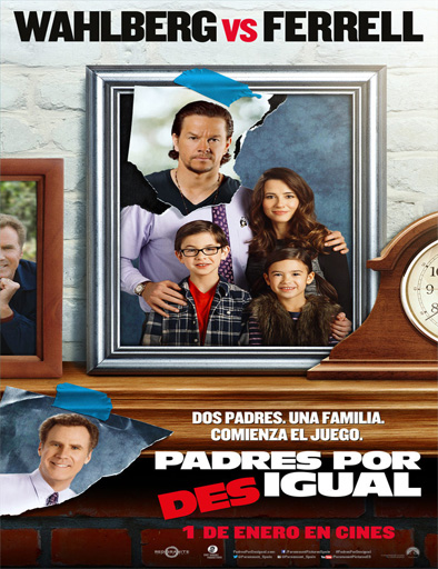 Poster de Daddy's Home (Padres por desigual)