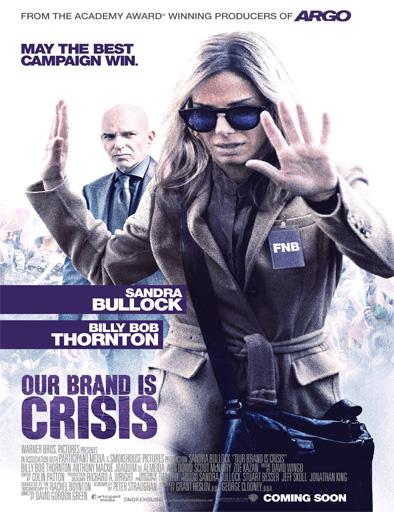 Poster de Our Brand Is Crisis (Experta en crisis)