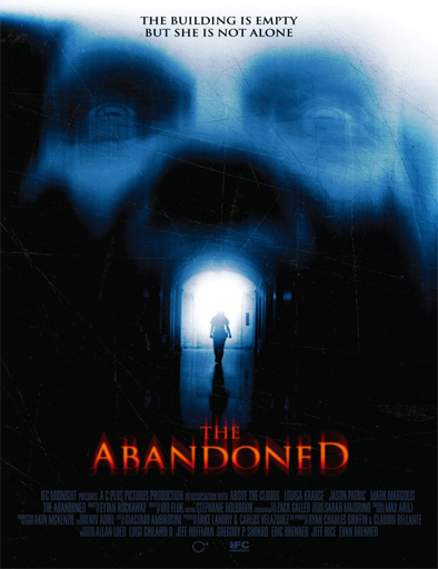 Poster de The Abandoned