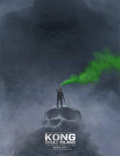 Poster de Kong: La isla de la Calavera