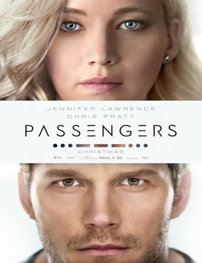 Poster de Passengers (Pasajeros)