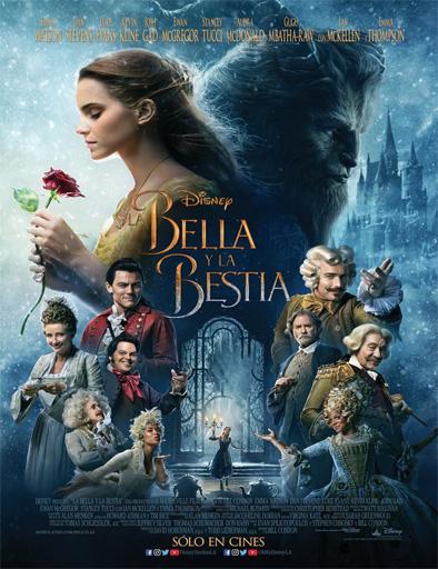 Poster de La bella y la bestia