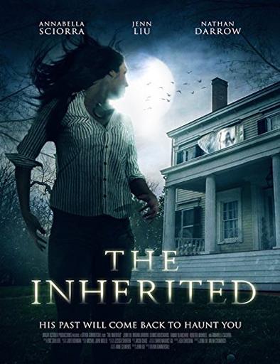 Poster de The Inherited (Terror heredado)