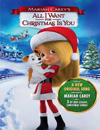 Poster de Mariah Carey presenta: La primera navidad de Mariah y Jack