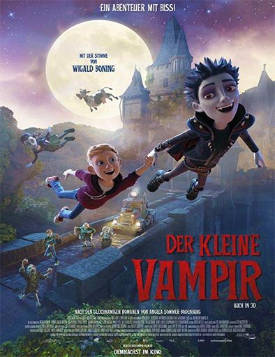 Poster de Der kleine Vampir (El pequeño vampiro)