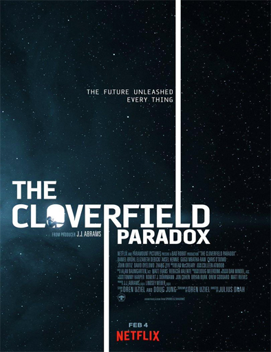 Poster de The Cloverfield Paradox