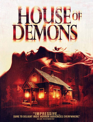 Poster de House of Demons