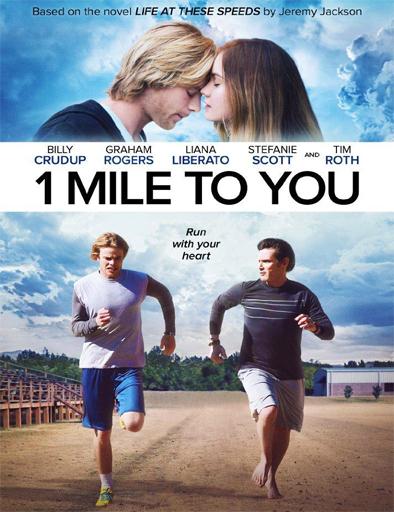 Poster de Corazón de un corredor