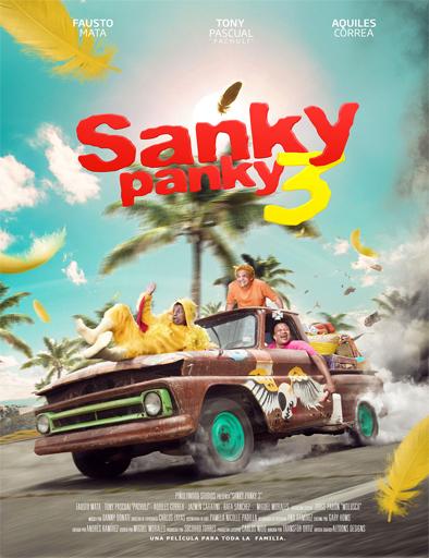 Poster de Sanky Panky 3