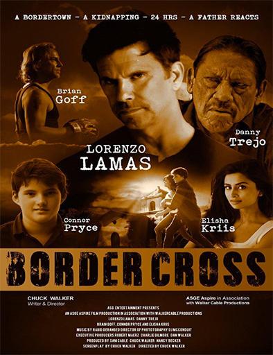 Poster de BorderCross