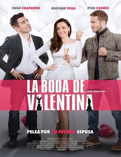 Poster de La Boda de Valentina