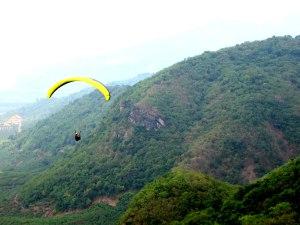 Paragliding, Taiwan