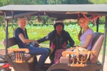 Our Tuk Tuk driver, Veasna