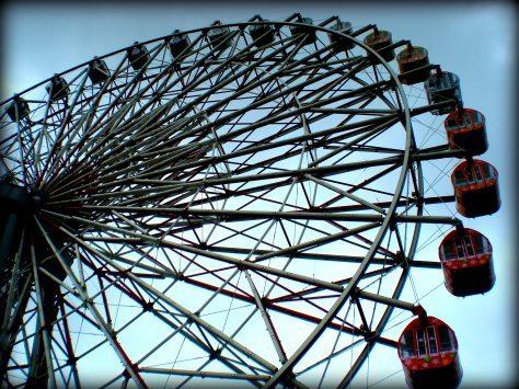 Dream Mall ferris wheel