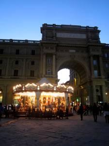 First night in Firenze