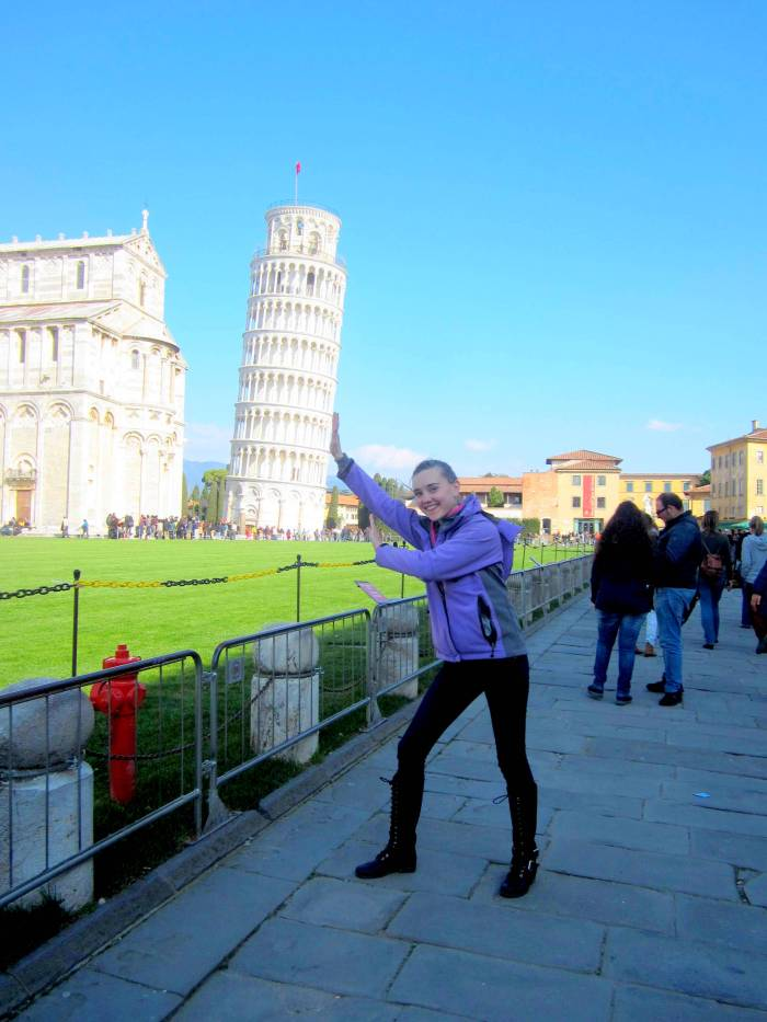Leaning Tower of Pisa Italy