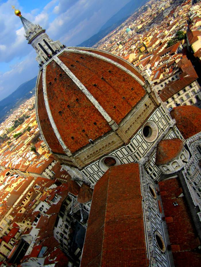 The Duomo. Florence, Italy
