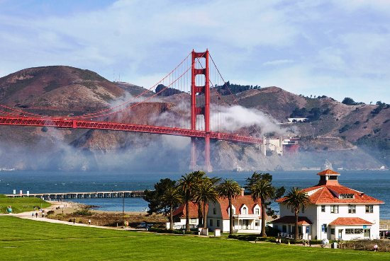 The Presidio, San Francisco