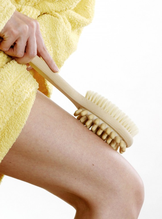 Detox - body brushing
