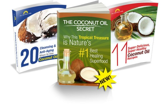 The Secrets Of Coconut Oil - Coconut Oil, The Ultimate Detox
