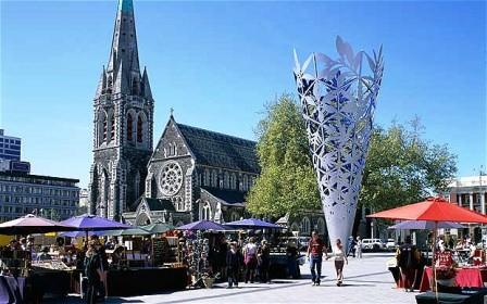 Life-changing Trips - Christchurch, New Zealand