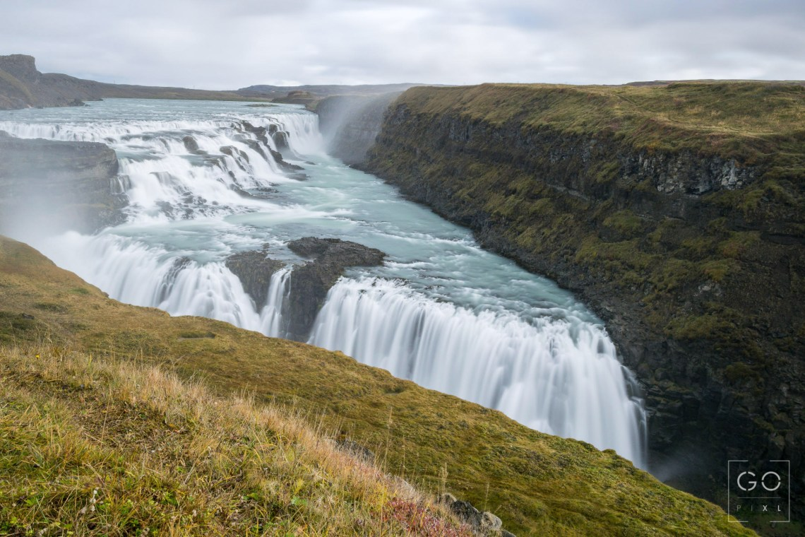Gullfoss in September 2016