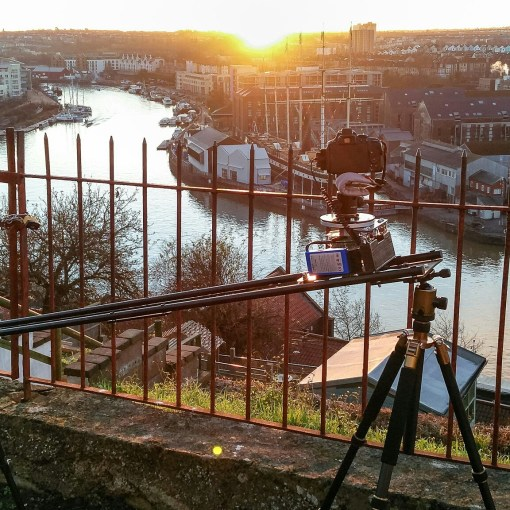 Time-lapse Slider in Cliftonwood