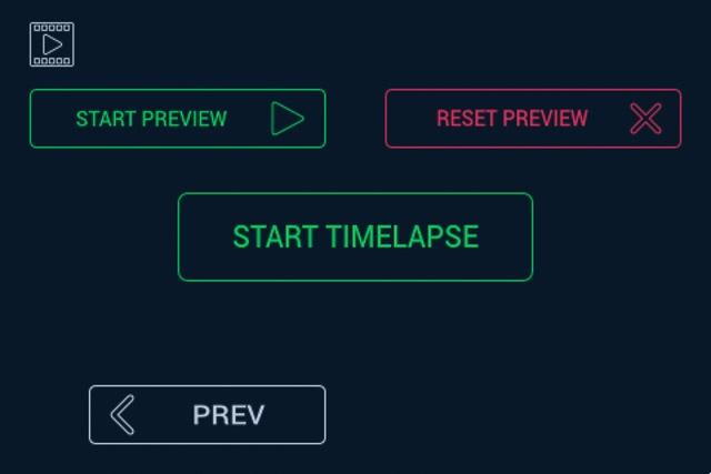 Timelapse Slider UI
