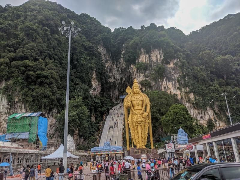 Three Days in Kuala Lumpur
