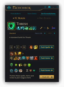 Push Runes & Builds