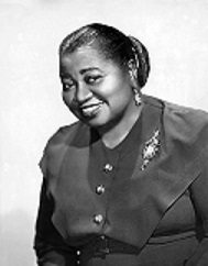 Promotional photograph of actor Hattie McDaniel (1939)