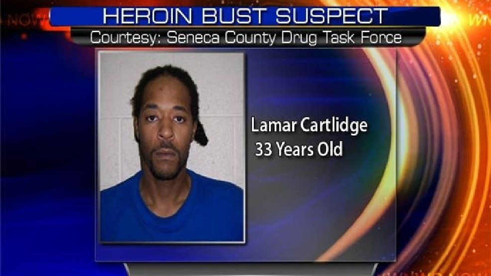 Huge trafficker of hard drugs INDICTED in Seneca County court