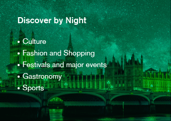 Discover by Night