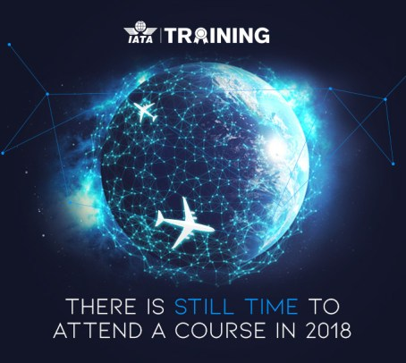 There is still time to attend a course in 2018