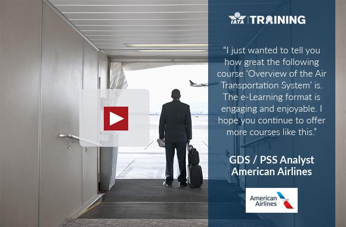 Air Transport Fundamental E-Learning Course Trailer